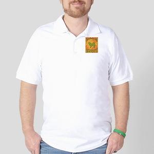 Groovy Mastiffs Golf Shirt