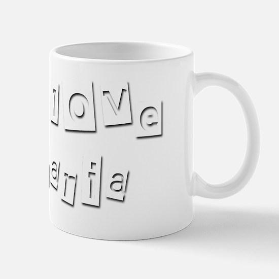 I Love Daria Mug