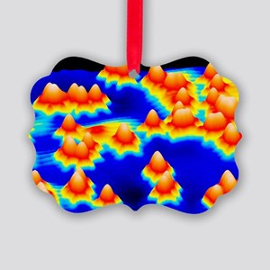 Spintronics research, STM Picture Ornament