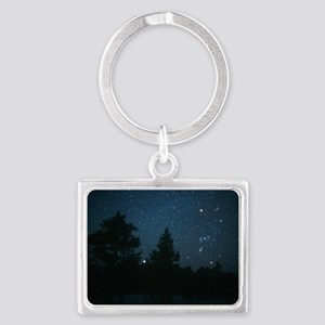 Starfield including Orion, Siri Landscape Keychain