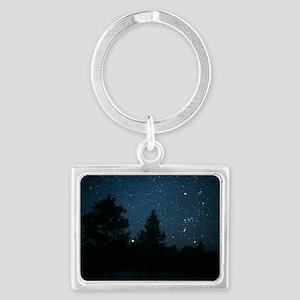 Starfield including Orion, Siri Landscape Keychain