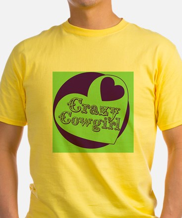 Crazy Cowgirl T