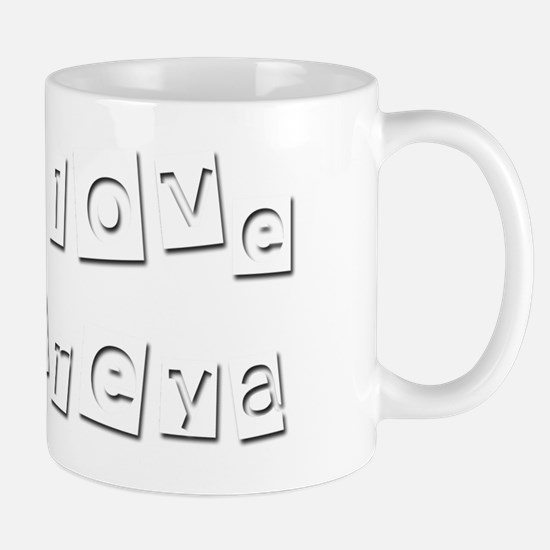 I Love Mireya Mug