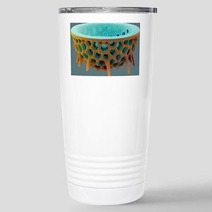 Diatom, SEM Stainless Steel Travel Mug