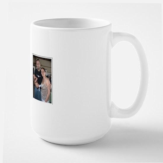 Andy  Robin  Baby_mug Large Mug