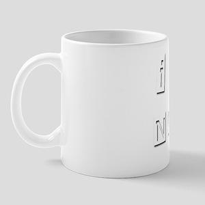 I Love Nelson Mug