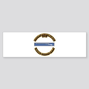 Army - EIB Sticker (Bumper)