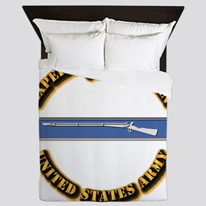 Army - EIB Queen Duvet