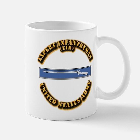 Army - EIB Mug