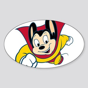 Mighty Mouse Sticker