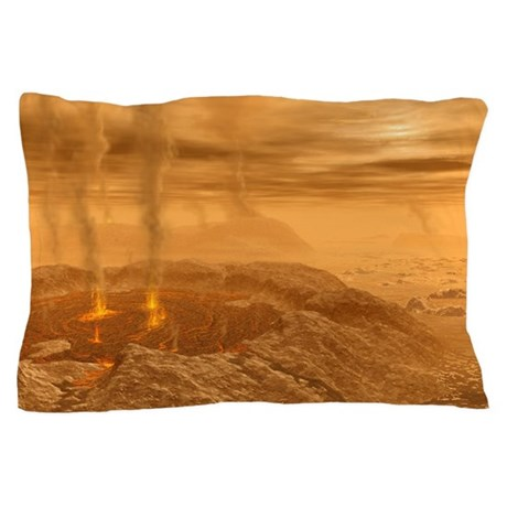 Surface of Venus Pillow Case