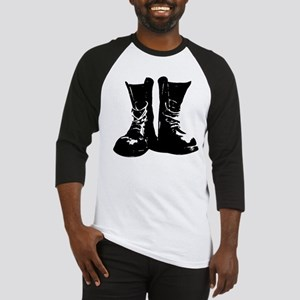 Skinhead Boots Baseball Jersey