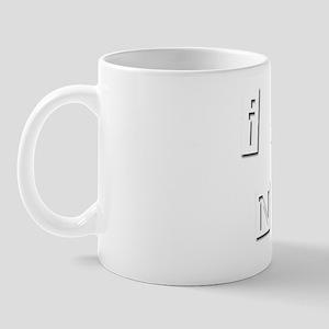 I Love Nicki Mug