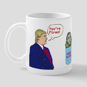 Lay Offs Mug