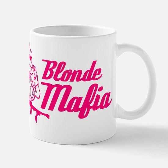 Blonde Mafia Mug
