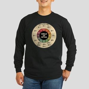 Circle of Fifths Long Sleeve T-Shirt