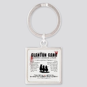 Blood Meridian Square Keychain