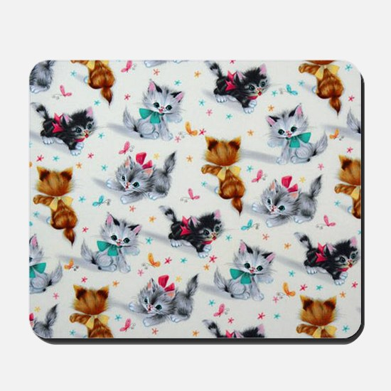 Cute Kittens Mousepad