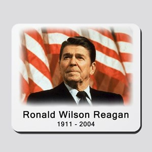 Mousepad:Ronald Reagan Remembrance