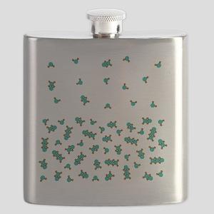 Water Molecule Flask