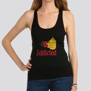 Addicted Racerback Tank Top