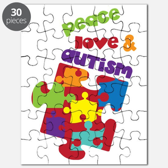 Peace Love Puzzle