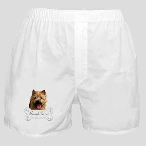 Norwich 1 Boxer Shorts