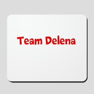 Team Delena Mousepad