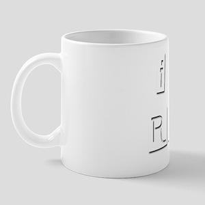I Love Roxann Mug