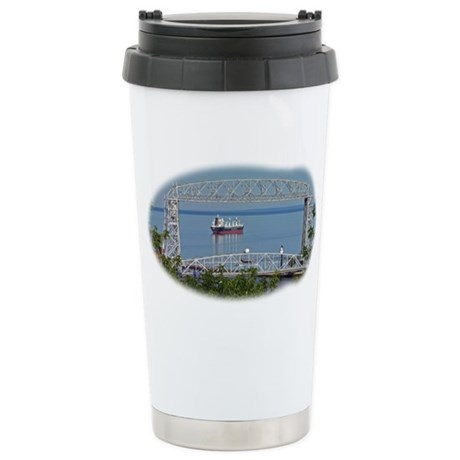 Salt water ship Drawsko Stainless Steel Travel Mug