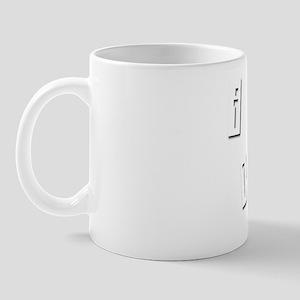 I Love Ivory Mug