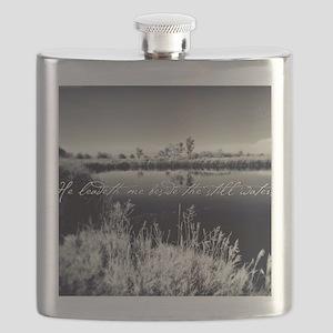 Beside still waters Flask