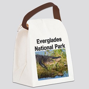 Everglades National Park Canvas Lunch Bag