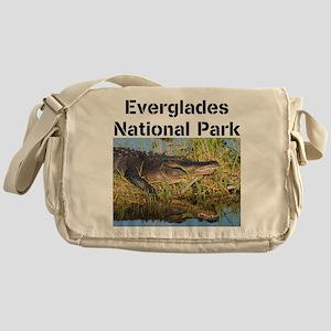 Everglades National Park Messenger Bag