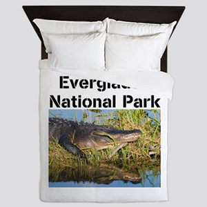 Everglades National Park Queen Duvet