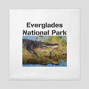 Everglades National Park Queen Duvet
