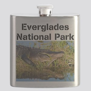 Everglades National Park Flask