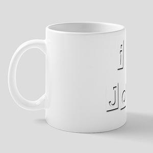 I Love Joaquin Mug