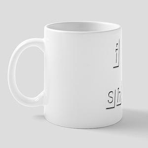 I Love Shelton Mug