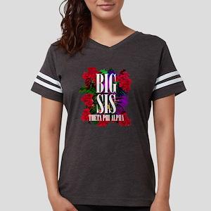 Theta Phi Alpha Big Floral Womens Football Shirt
