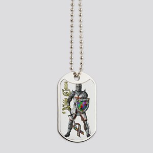 Autism Knight Dog Tags
