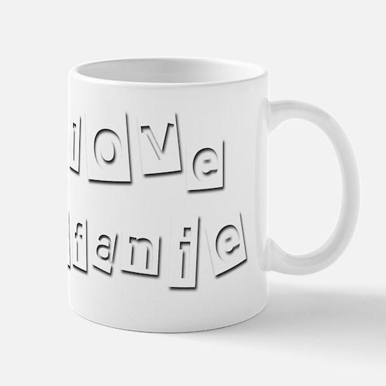 I Love Tiffanie Mug