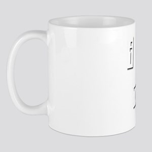 I Love Torri Mug