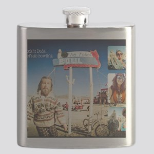 Fuck it Dude. Lets go bowling in the Desert Flask