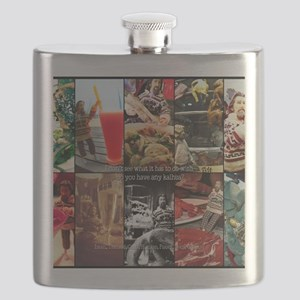 You got any Kahlua? Flask