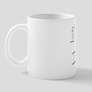 I Love Theda Mug