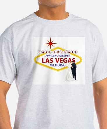 Save the Date For Our Las Vegas Wedd T-Shirt
