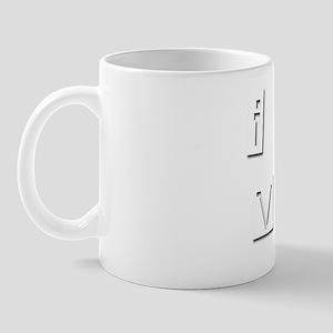 I Love Vanna Mug
