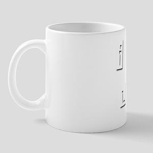 I Love Letty Mug