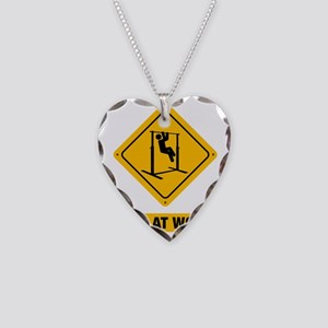 Pull-Up-Bar-ABB1 Necklace Heart Charm